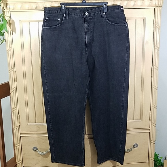 Polo by Ralph Lauren Other - RL Polo Black Denim Jeans, sz 40x30